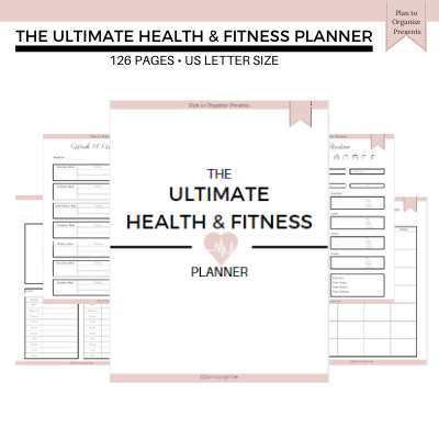 Health-and-fitness-planner