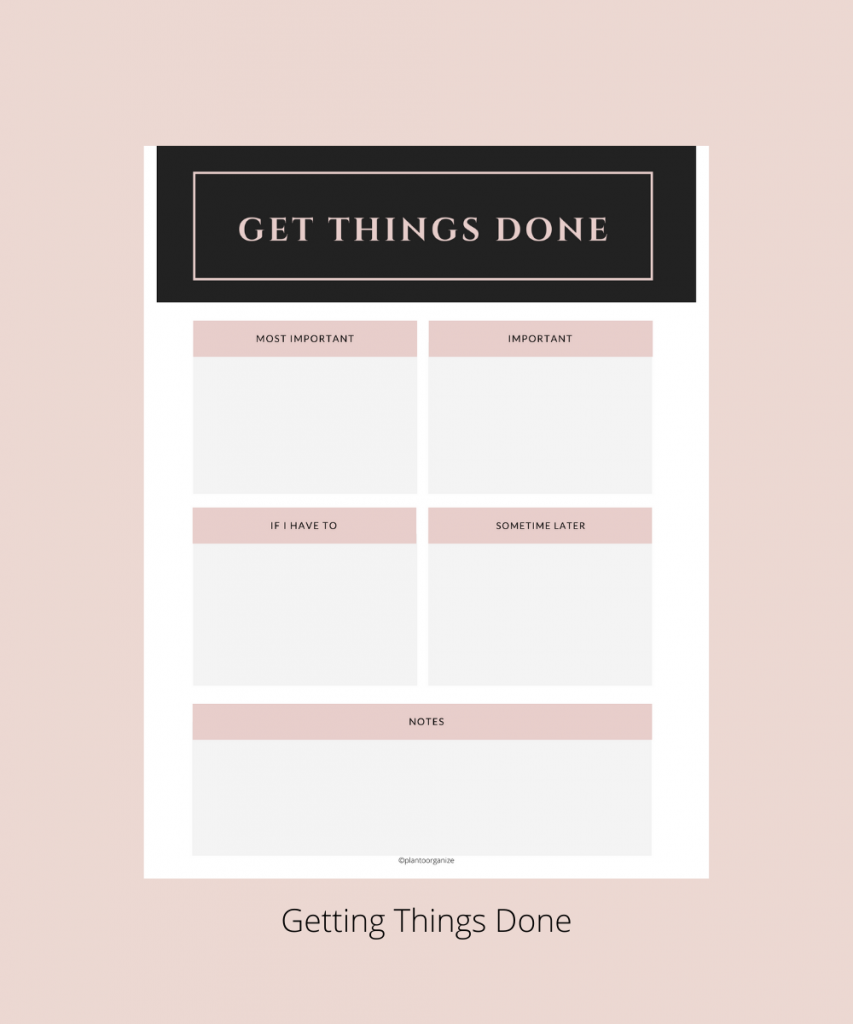 getting-things-done