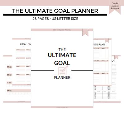 Ultimate-Goal-Planner