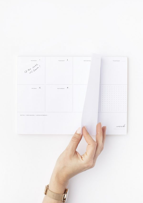 50+ Free Planning Printables (to Help You Save Time) in Organizing Every Area of Your Life