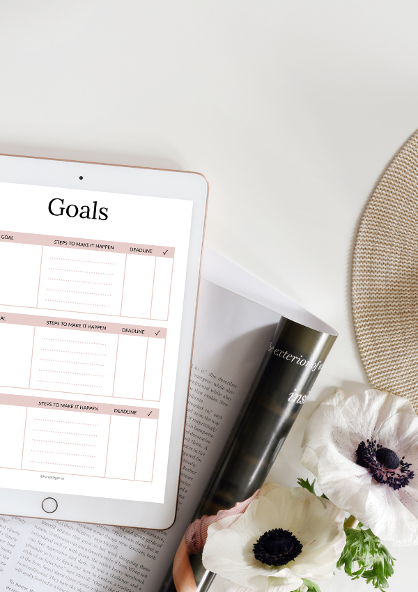 Free Printable Goal Setting Worksheet (to Help You Squash Your Goals)