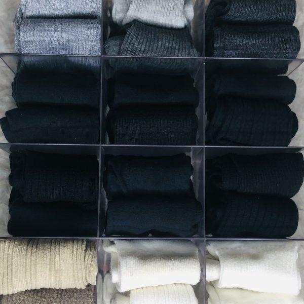 how-to-fold-socks-and-organize-them