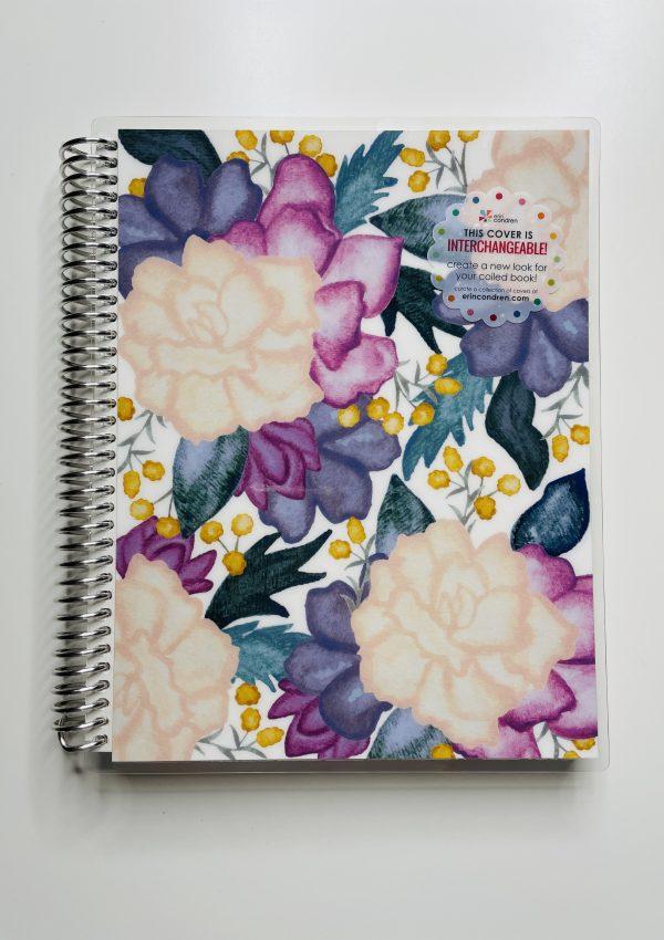 Erin Condren Notebook Review + Giveaway