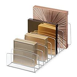 Clear-makeup-organizer
