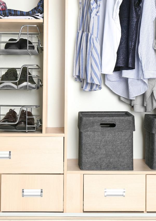 9 Best Closet Shelf Organizing Ideas to Transform a Closet