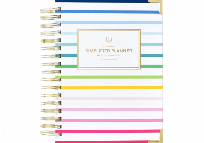 Emily Ley Simplified Planner Review